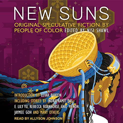New Suns cover art