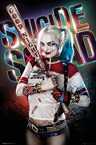 51HwzX-P8IL Harley Quinn Suicide Squad Posters
