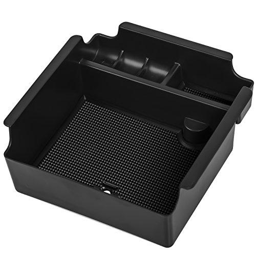 OxGord - Organizador de consola central con reposabrazos para vehículos seleccionados de Nissan Maxima