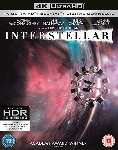 Blu-ray1 - Interstellar (1 BLU-RAY)