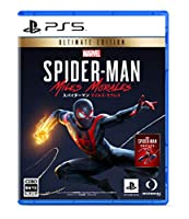 【PS5】Marvel's Spider-Man: Miles Morales Ultimate Edition 【早期購入特典】T.R.A.C.K.スーツ/スパイダースーツ第2弾/「グラビティウェル」/追加スキルポイント(封入)