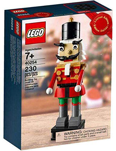 LEGO Exclusive Seasonal Nussknacker Limited Edition 40254