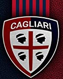 Nalana Poster Cagliari Football UH-098 Bar Living Room