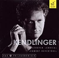 Sinfonie 3 Eroica/Egmont Ouvertuere