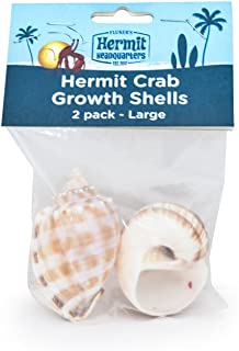 Flukers Hermit Crab Growth Shells