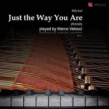 Just the Way You Are (Piano)