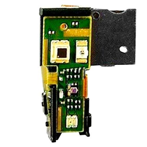 jingtingmy Fijar Las Piezas del teléfono renovar Botón IPartsBuy flexión de la energía Cable & Toma de Auriculares Piezas for Sony Xperia S / LT26 / LT26i Accesorios
