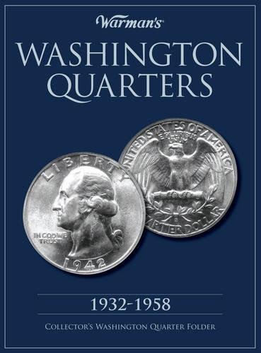 Washington Quarter 1932-1958 Collector's Folder (Warman's Collector Coin Folders)