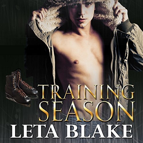 Training Season audiobook cover art