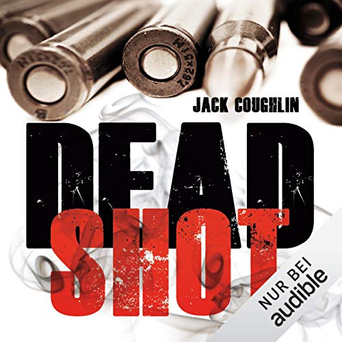 Dead Shot audiobook cover art