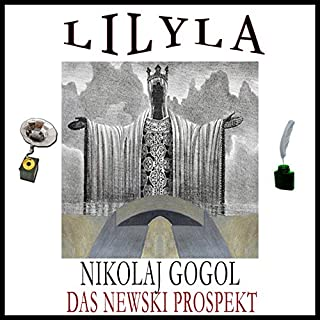 Der Newski-Prospekt                   Autor:                                                                                                                                 Nikolaj Gogol                               Sprecher:                                                                                                                                 Friedrich Frieden                      Spieldauer: 1 Std. und 26 Min.     1 Bewertung     Gesamt 1,0