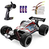 RC Cars 1:18 Scale High Speed Remote Control Car for Adults Kids Boys, 25+ MPH 4WD All Terrain Off...