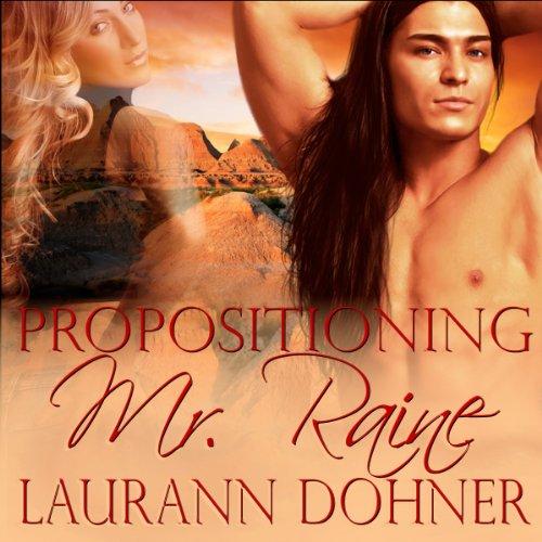 Propositioning Mr. Raine cover art