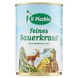 Il Picchio - Crauti, Al Naturale, 400 g