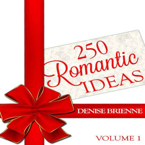 250 Romantic Ideas For Couples cover art