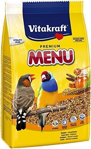 Vitakraft Premium Menü Exotis® Complete - 1 kg