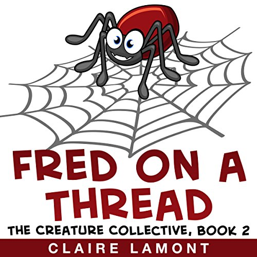 Fred on a Thread audiobook cover art