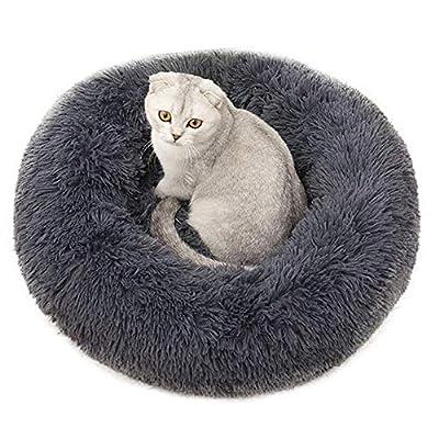 Sorlakar Calming Dog Bed  Cat Bed,24''/...