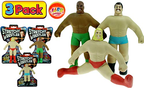 New Stretch Armstrong Action Figure Retro Hasbro Vintage Original Kids Toy Fun