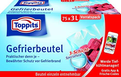 Toppits -   Gefrierbeutel
