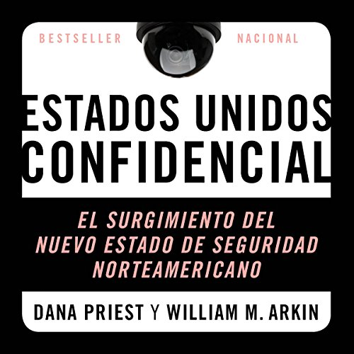 Estados Unidos Confidencial [United States Confidential] audiobook cover art