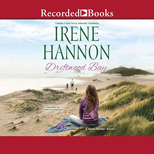Driftwood Bay audiobook cover art