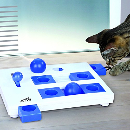 Safe And Stimulating Brain Mover Interactive Pet Toy