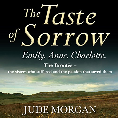 The Taste of Sorrow audiobook cover art