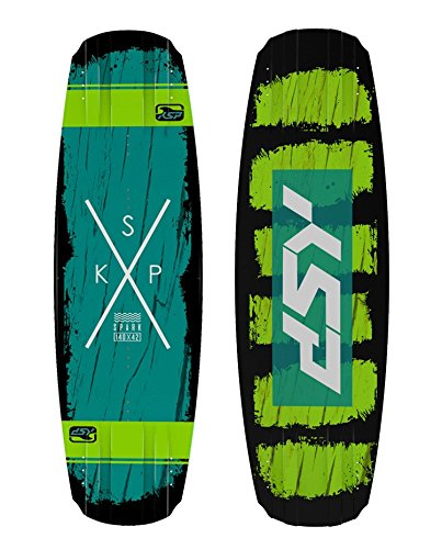 KSP Planche Pro Spark 2020 Green pour Wakeboard 140 x 42 cm de Wake Board for Wakeboard
