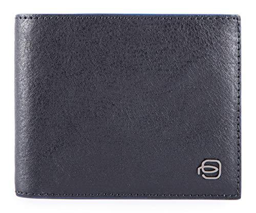 PIQUADRO Men´s Wallet With Flip Up ID Window B2S Men´s Wallet With Flip Up ID Window Blue