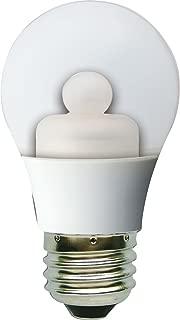 GE Lighting 63012 Energy Smart LED 3-Watt (15-watt replacement) 120-Lumen A15 Light Bulb with Medium Base, 1-Pack
