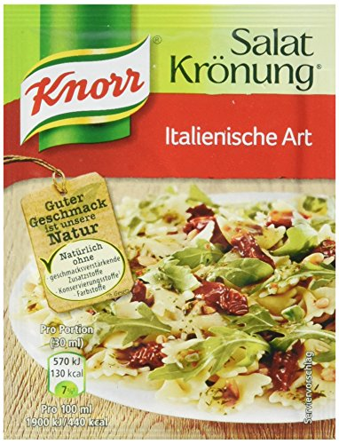 Knorr Salatkrönung Italienische Art Salatdressing 5er-Pack