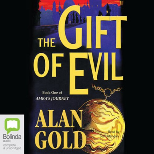 The Gift of Evil audiobook cover art