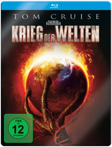 Krieg Der Welten (limited Steelbook Edition) [Blu-ray]