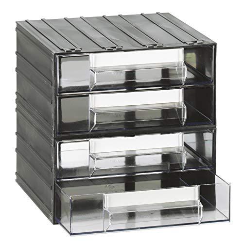 Cassettiera modulare Mobil Plastic Modello T/43-4 cassetti