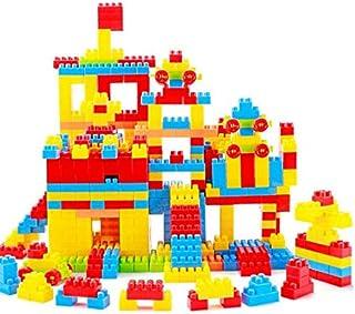 العاب بناء 110 قطعة للاطفال، العاب بناء للتعلم الابداعي الكلاسيكي، مجموعة البناء الهندسية للاولاد والفتيات m264