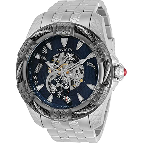 Invicta Bolt King Snake Automatic Black Dial Men's Watch 32318