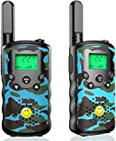NEHOPE Walkie Talkies for Adults Kids,4 Mile Long Range, 8 Channel 2 Way