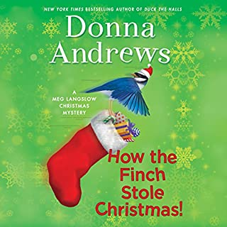 How the Finch Stole Christmas! audiobook cover art