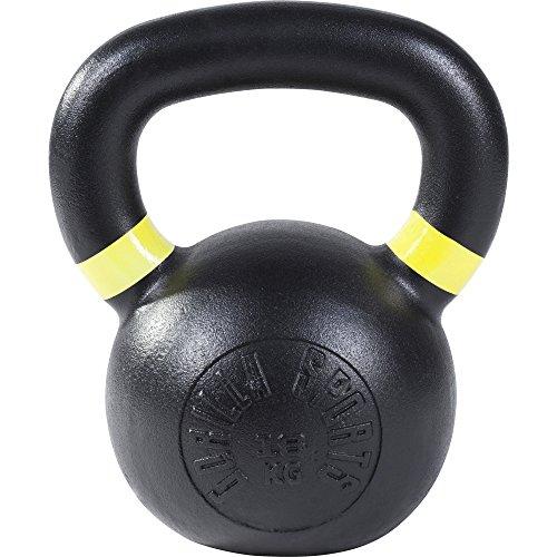 GORILLA SPORTS Kettlebell 4-32 kg Gusseisen Schwarz