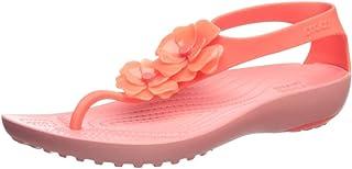 crocs Women's Serena Embellish Flip W Flip-Flops