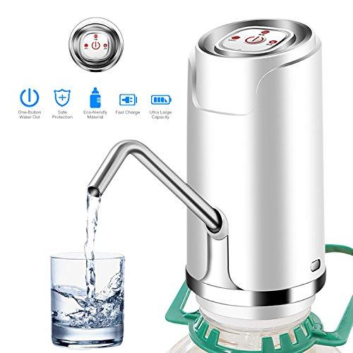 ONEVER Bomba de Agua Potable eléctrica, Interruptor Universal del dispensador de la...