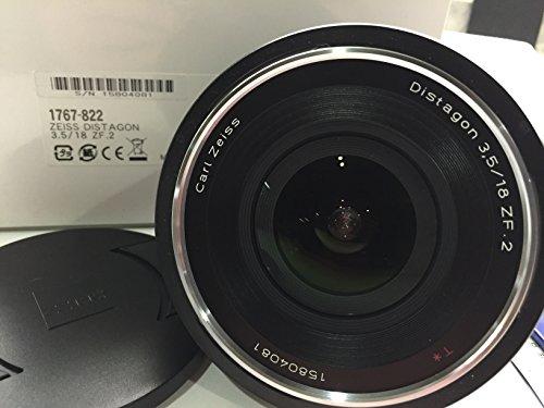 Zeiss DISTAGON 18 mm f3.5 Objektiv ZF Nikon Fit