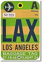 LAX–Los Angeles Airportタグ–新しい旅行ポスター