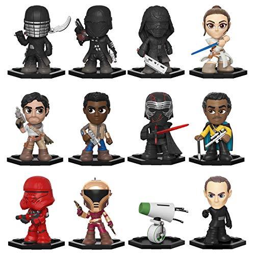 Funko- Mystery Mini Star Wars Figura Coleccionable, Multicolor (40079)