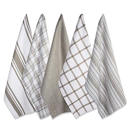 Our #6 Pick is the DII Kitchen Dish Towel Set
