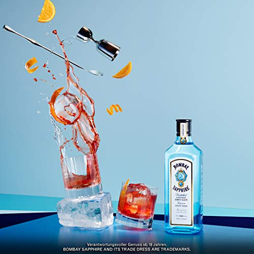 Bombay Sapphire London Dry Gin (1 x 1 l) - 6
