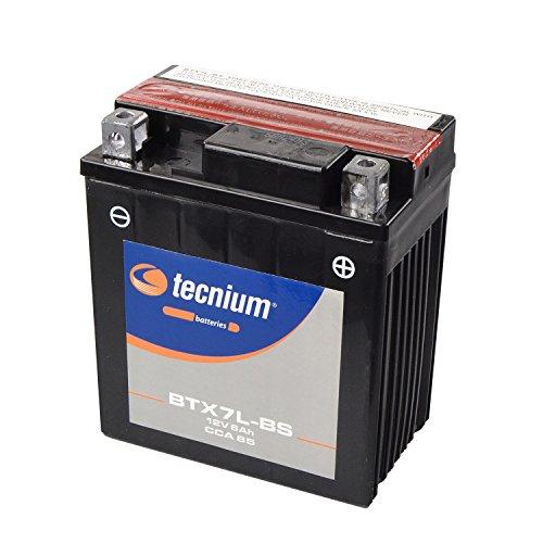 Batería Tecnium Btx7l-Bs/Ytx7l-Bs/Ytx7 lbs