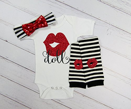 Doll Baby Girl Outfit