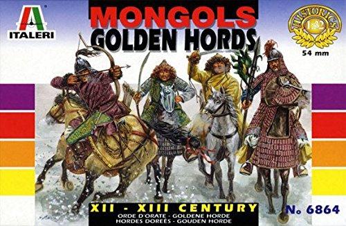 Italeri 6864 - Mongols Scala 1:32